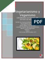 Vegetarianismo y Veganismo