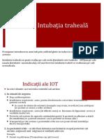 Intubatia orotraheala