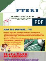 Penyuluhan Difteri PPT