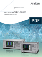 MX2690xxA - Measurement Software