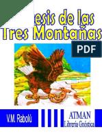 Síntesis de las Tres Montanas - V.M. Rabolú