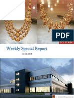 Weekly Special Report Of CapitalHeight 23 July 2018