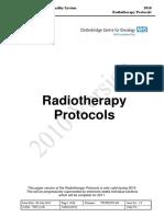 RadiotherapyProtocols 2010V2 0