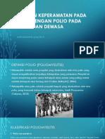 Asuhan Keperawatan Pada Klien Dengan Polio Pada Anak