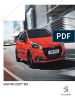 New peugoet 208 for sale in Perth