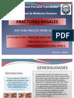 Fracturas Nasales Expo Version 2003