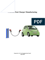 Practical Fast Charger Manufacturing
