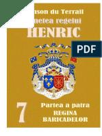 [Junetea regelui Henric 4] 01 Regina baricadelor #3.0~5