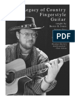 Legends of Country Fingerstyle Guitar