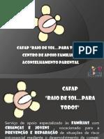 Apresentação CAFAP