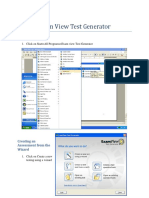 Exam View Test Generator Handout