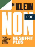 NaomiKlein-Dire Non Ne Suffit Plus