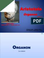 Aristotele - Organon parte I - by Renato Curreli