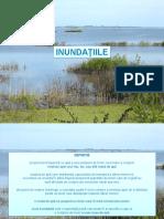 Prezentare Inundatii
