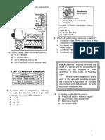 English Paper 1 Form 1