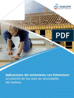 Applications for Polyurethane Insulation - Today s Solution for Tomorrow s Needs - ES Version 2011
