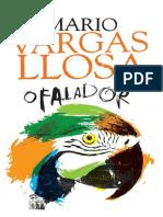 O Falador - Mario Vargas Llosa