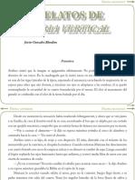 Dos relatos de Javier González Blandino (Nicaragua)