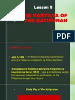 The Kartliya of the Katipunan