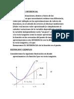 EL CONCEPTO DE DIFERENCIAL.doc