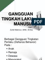 STIK_5__GANGUAN_TINGKAH_LAKU_.ppt
