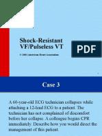 VF VT Pulseless