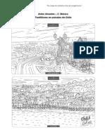 Dibujos de Chile - Puntillismo