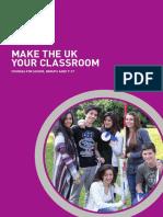 School Groups Brochure 2016