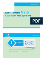 Classroom Management for Windows Quick Guide 141113
