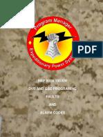 1B - MEP 807A PROG and AALRM Codes.pdf