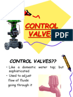 Control Valves Basics