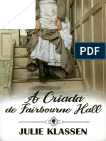 A Criada de Fairbourne Hall - Julie Klassen