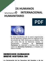 Derechos Humanos.