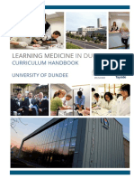 12. Dundee Curriculum 2014..........