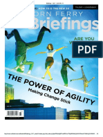 Briefings - 2017 - Issue No. 31