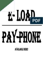 e-load