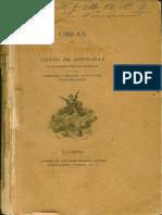 Obras de Macedo Papança - Catarina de Ataíde -Telas Históricas