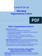 1. Chapter 16 - Managing Organizational Culture.pptx