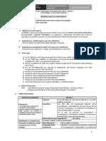 Tdr Coordinador de Innovación y Soporte Tecnológico 150618