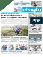 Edición Impresa El Siglo 23-07-2018
