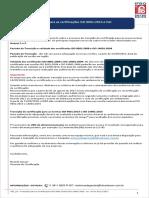 Principais Requisitos Normativos 9001 2015