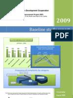 01 PIP Baseline Study Aug 2009