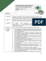 9.4.4 Ep 1 Penyampaian Informasi Hasil Peningkatan Mutu Layanan Klinis Dan Keselamatan Pasien