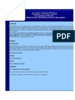 DSV Berechnungsprogramm En