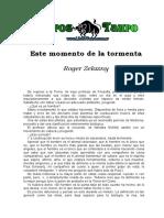Zelasny, Roger - Este Momento De La Tormenta.doc