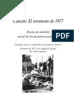 Caucete el terremoto de 1977