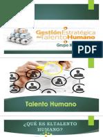 Gestion Estrategica Del Talento Humano