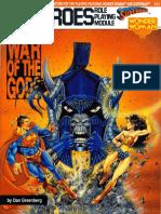 MFG243 War of the Gods[OCR]