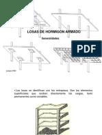 LOSAS_Generalidades