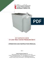 K11415_K11416 Operation Manual
